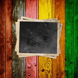 Blank Photo Royalty Free Stock Photos