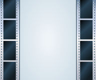 Blank photo, video template Stock Photo