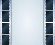 Blank photo, video template Stock Photo