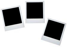 Blank photoframe Royalty Free Stock Photo
