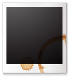 Blank photograph Royalty Free Stock Photography