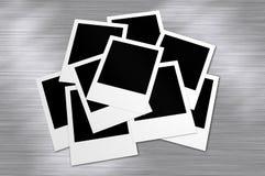 Blank photos Royalty Free Stock Photos