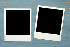 Blank Photos Royalty Free Stock Image