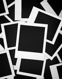 Blank photos background Royalty Free Stock Photography