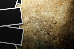 Blank photos Royalty Free Stock Photo