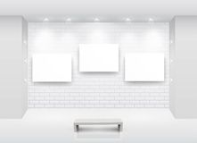 Blank picture Royalty Free Stock Photos