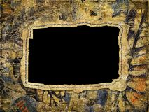 Blank Picture Background Royalty Free Stock Photo
