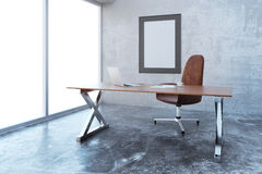 Computers and mobile devices stock photo image 47604458 - Loft style office furniture ...