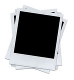 Blank pictures Stock Image