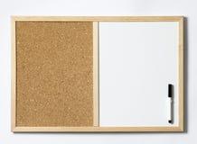 Blank Pin board Stock Photo