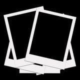 Blank Polaroid 012 stock illustration