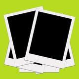 Blank Polaroid royalty free illustration