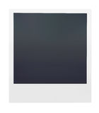 Blank Polaroid Royalty Free Stock Image
