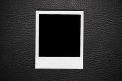 Blank Polaroid Photo Frame. Stock Photography