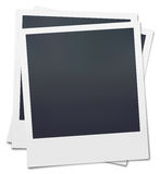 Blank Polaroid Royalty Free Stock Photo