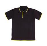 Blank polo shirt Royalty Free Stock Photos