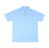 Blank polo shirt Royalty Free Stock Photos