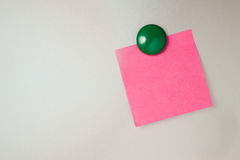 Blank Post it Note Stock Photos