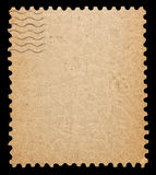 Blank postage stamp. Royalty Free Stock Images