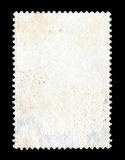 Blank postage stamp background Stock Photos