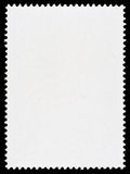 Blank Postage Stamp Template Stock Photos