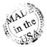 Blank postal stamp vector illustration