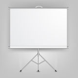 Blank Presentation Screen Stock Photos