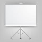 Blank Presentation Screen Stock Photos