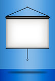 Blank projector. Stock Photos