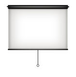 Blank projector. Stock Image