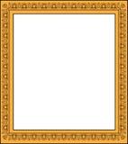blank rambild Arkivfoto