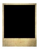 blank ramowej starej fotografii Zdjęcie Stock