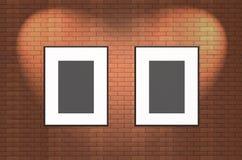 blank ramowej zdjęcie obrazy stock