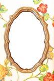blank ramtappning Royaltyfri Bild