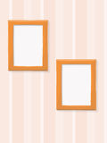 Blank rectangular frame Stock Photos