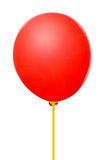 Blank red Balloon Stock Images