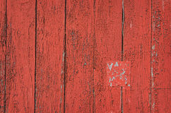 Blank Red Wall Royalty Free Stock Image
