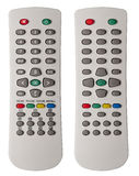 Isolated Remote Controller Royalty Free Stock Photography