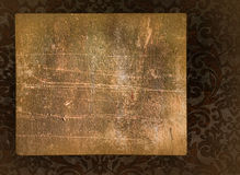 Blank on the renaissance background Royalty Free Stock Photo