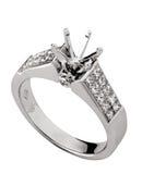 Blank ring Royalty Free Stock Image