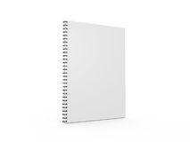 Blank Ring Binder Royalty Free Stock Photography