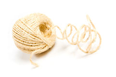 Blank rope Stock Photography