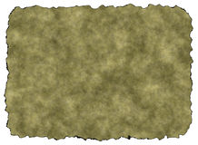 Blank Rusty Vintage Paper Texture with Clipping Path Stock Photos