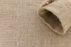 Blank Sack Bag Royalty Free Stock Image