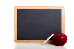 Blank School Chalkboard Royalty Free Stock Photo