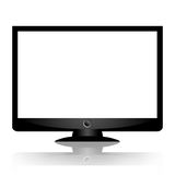Blank Screen Monitor Stock Images