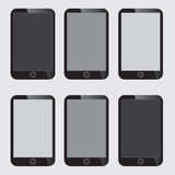 Blank Screen Smart Phone. Stock Photos