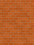 Blank seamless brickwall tile Stock Images