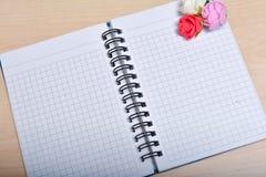 Blank sheet, congratulation Royalty Free Stock Image