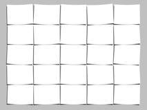 Blank sheets Stock Photo